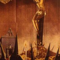 Cartel Semana Santa Linares 1961