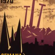Cartel Semana Santa Linares 1970