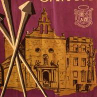 Cartel Semana Santa Linares 1971