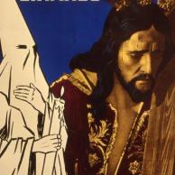 Cartel Semana Santa Linares 1972