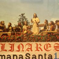 Cartel Semana Santa Linares 1974