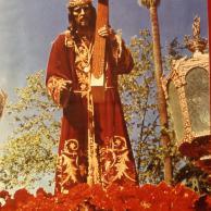 Cartel Semana Santa Linares 1979