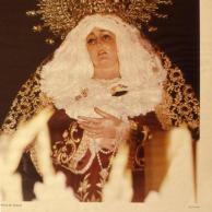 Cartel Semana Santa Linares 1980
