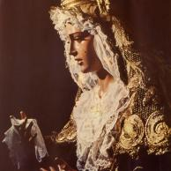 Cartel Semana Santa Linares 1982