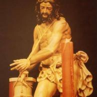 Cartel Semana Santa Linares 1986