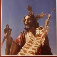 Cartel Semana Santa Linares 1987