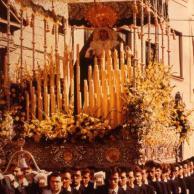 Cartel Semana Santa Linares 1990
