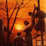Cartel Semana Santa Linares 1991