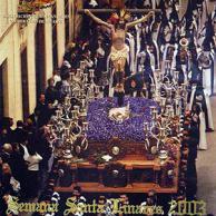 Cartel Semana Santa Linares 2003