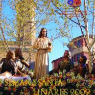 Cartel Semana Santa Linares 2009